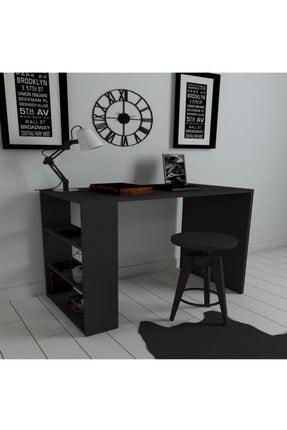 Puzzle Design Cool Antrasit Çalışma Masası