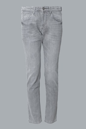 Lufian Afel Smart Jean Pantolon Slim Fit Antrasit