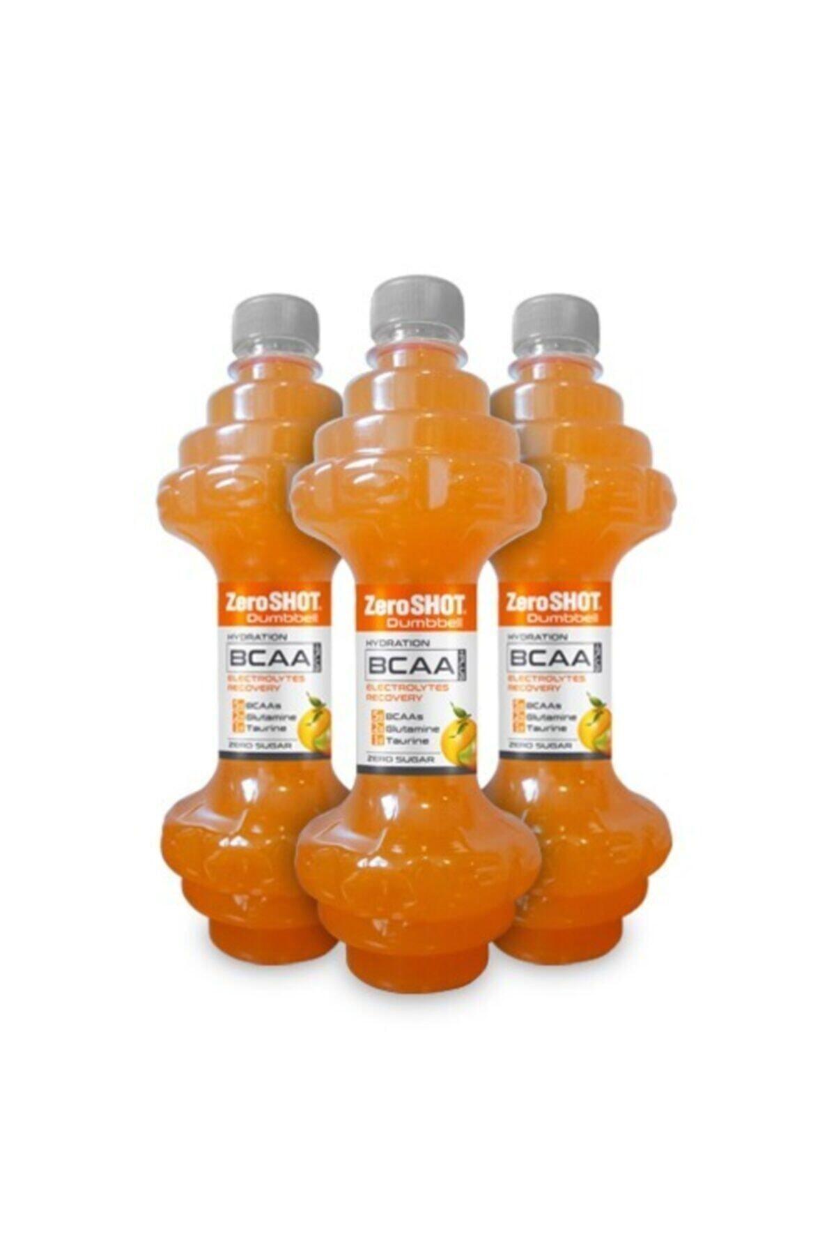 Zero Shot Dumbbell Bcaa Glutamin Taurin Hazır İçeçek Portakal Mango Aromalı 474ml 1