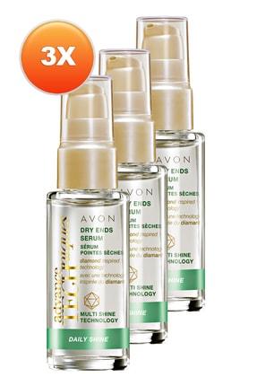 AVON Kuru Saç Ucu Onarıcı Serum 30 ml 3'lü Set 5050000108386