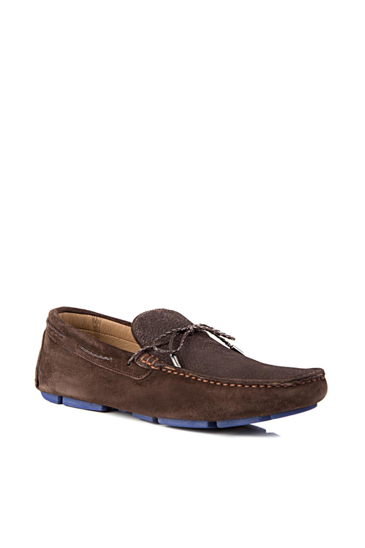 Twn Kahve Renk Erkek  Ayakkabı 1