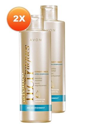 AVON Argan Yağı Besleyici Saç Kremi 250 ml 2'li Set 5050000108096
