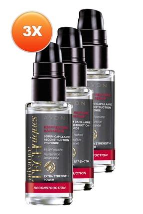 AVON Derinlemesine Onarıcı Saç Serumu 30 ml 3'lü Set 5050000108508