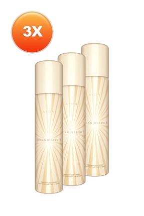 AVON Incandessence Kadın Deodorant 3'lü Set 5050000100748