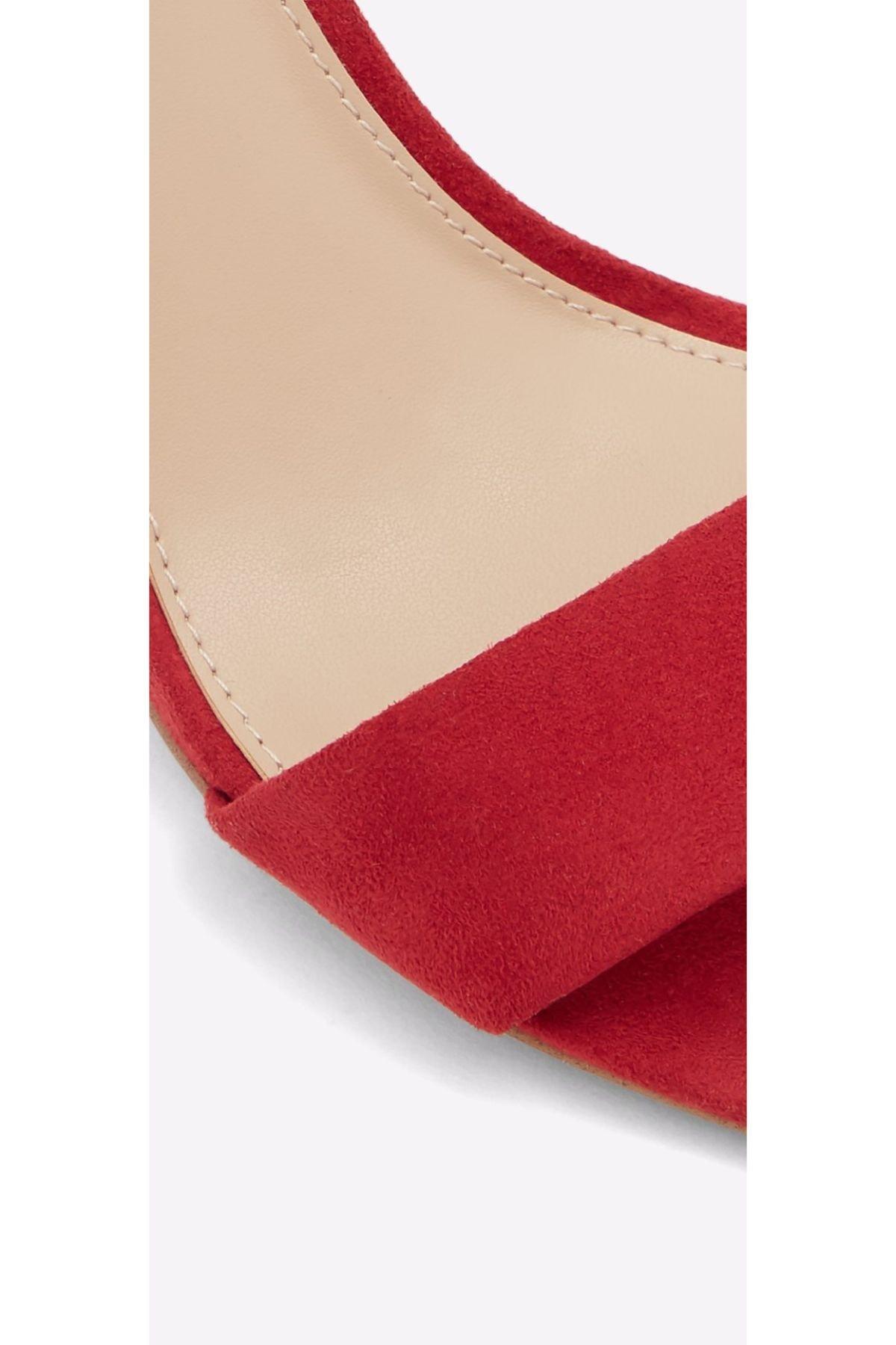 Aldo ABOEDIA - Kırmızı Kadın Topuklu Sandalet 2