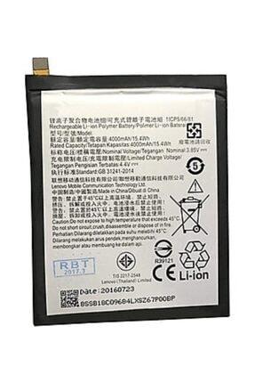 LENOVO K6 Note Batarya Pil (4000 Mah)