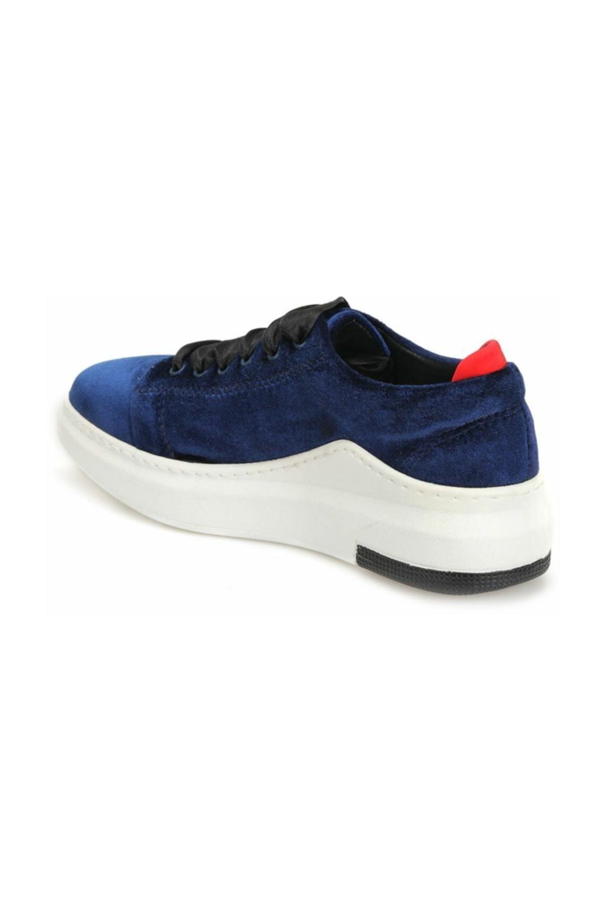 Butigo 18K-261 Lacivert Kadın Sneaker Ayakkabı 100338368 2