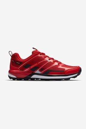 Lescon Trail Axis Kırmızı Erkek Spor Ayakkabı