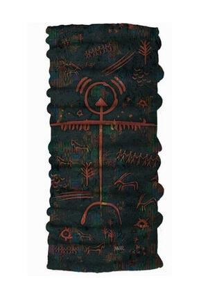 Narr Bandana Tengri Colored Çok Fonksiyonlu Kafa Bandı-boyunluk
