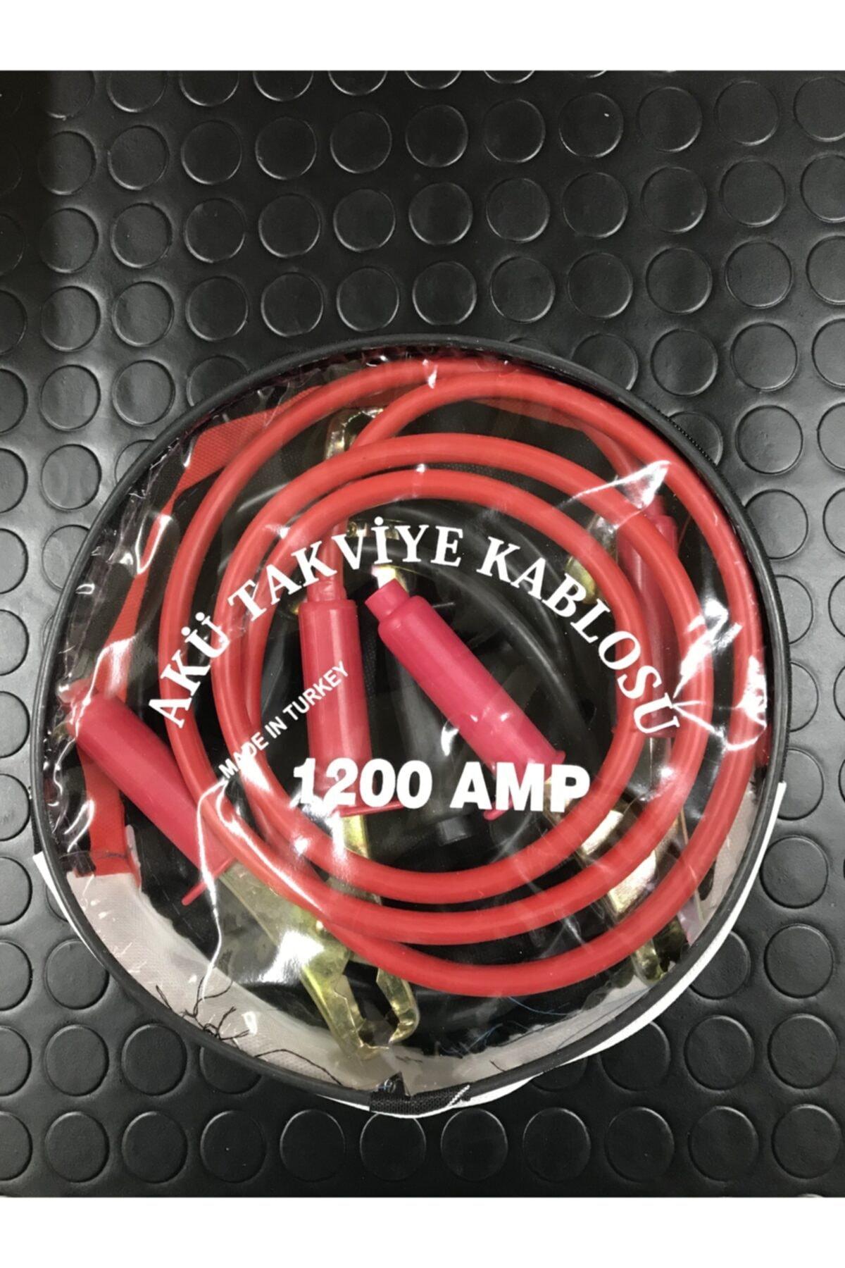 NUMEROUNO Akü Takviye Kablosu 50mm2 1200 Amper 2.3 Metre Çantalı 1