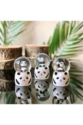 Revello Panda Mini Işıklı Kar Küresi