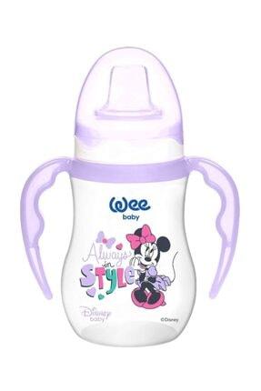 Wee Baby Disney Akıtmaz Suluk 250 Ml Mor 188