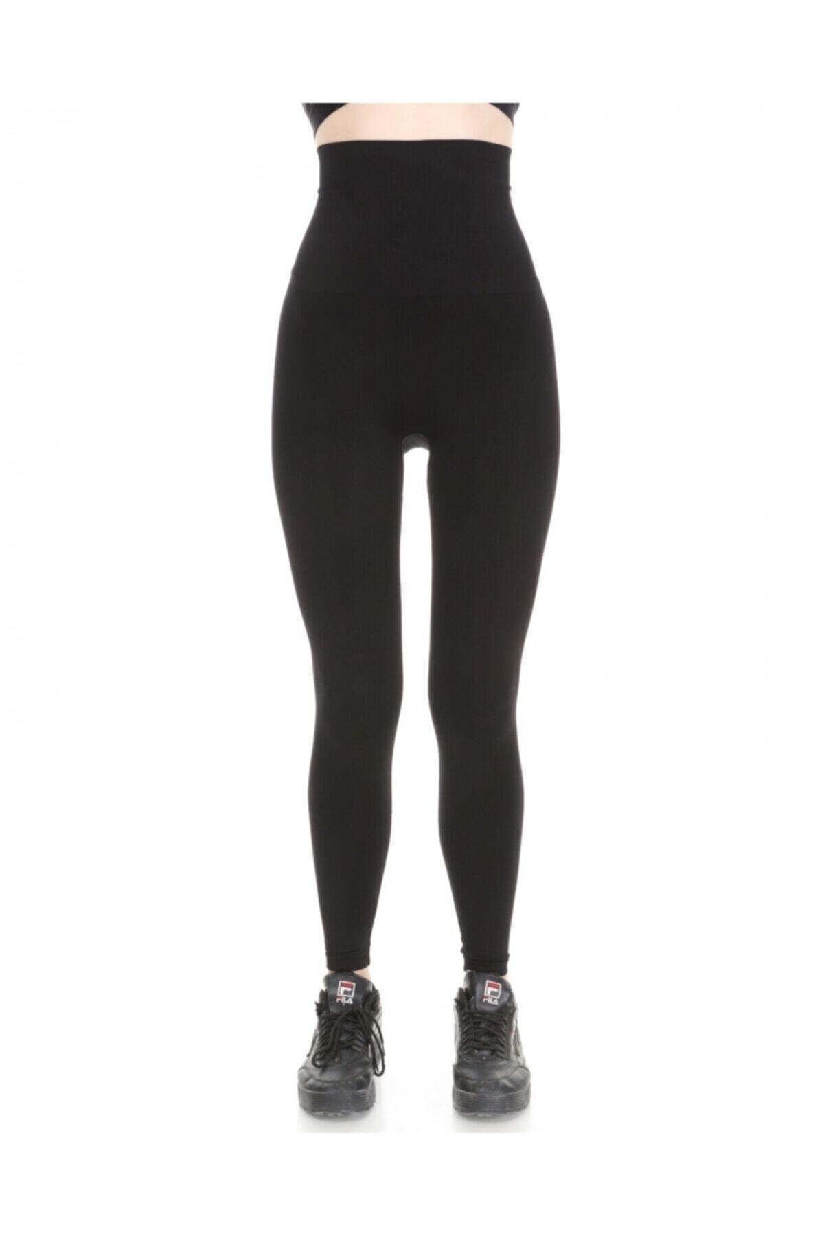 Artisan underwear Kadın Toparlayıcı Yüksek Bel Tayt 1