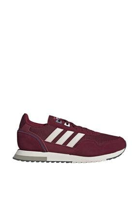adidas 8K 2020 Bordo Erkek Koşu Ayakkabısı 100546442