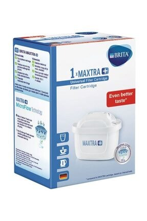 BRITA Maxtra + Plus Yeni Nesil Su Arıtma Filtresi 1 Adet