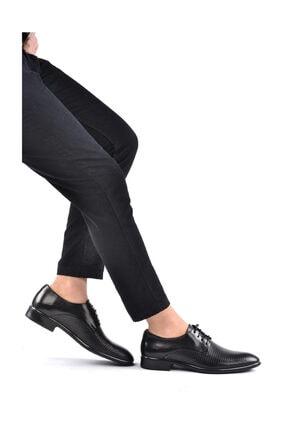 Ayakland Erkek Tamboga Cilt Abiye Damatlık Klasik Ayakkabı N571