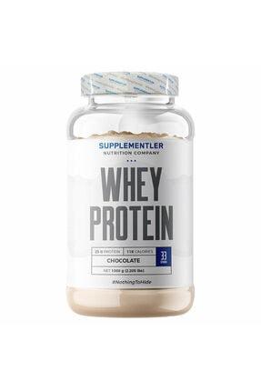 Supplementler .com Whey Protein 1000 Gr - Çikolata