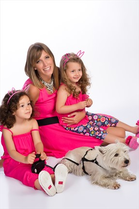 Pitti Kız Çocuk Fuşya Tulum 9238