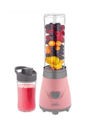 Sinbo Shb 3150 Smoothie Blender Seti (Pembe)