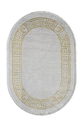 Pierre Cardin Halı Monet Akrilik Yolluk Oval Salon Halısı