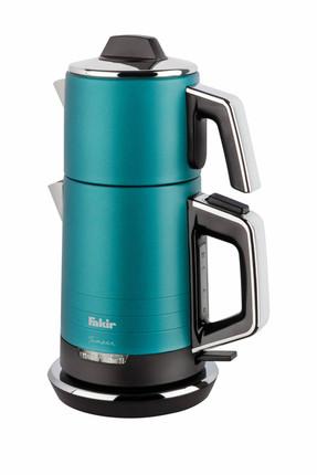 Fakir Temper Çay Makinesi Turquoise
