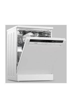 Arçelik 6366 Bulaşık Makinesi Beyaz