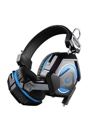 Snopy Rampage SN-R71 Ledli Gaming Oyuncu Mikrofonlu Kulaklık Mavi