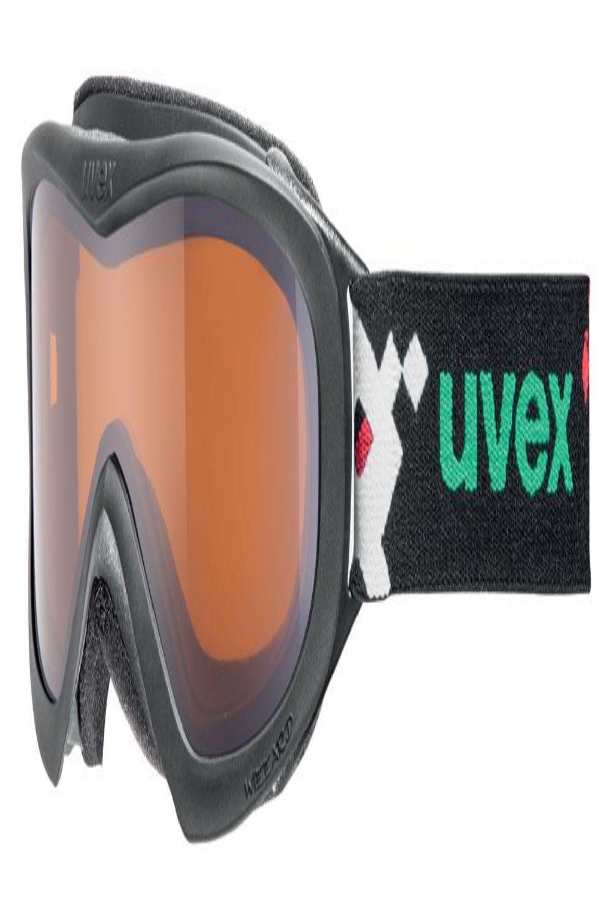 Uvex Wizzard Siyah Kayak Gözlüğü 1
