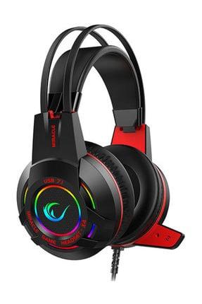 Rampage Miracle-X4 Siyah RGB Led 7.1 Mikrofonlu Oyuncu Kulaklığı