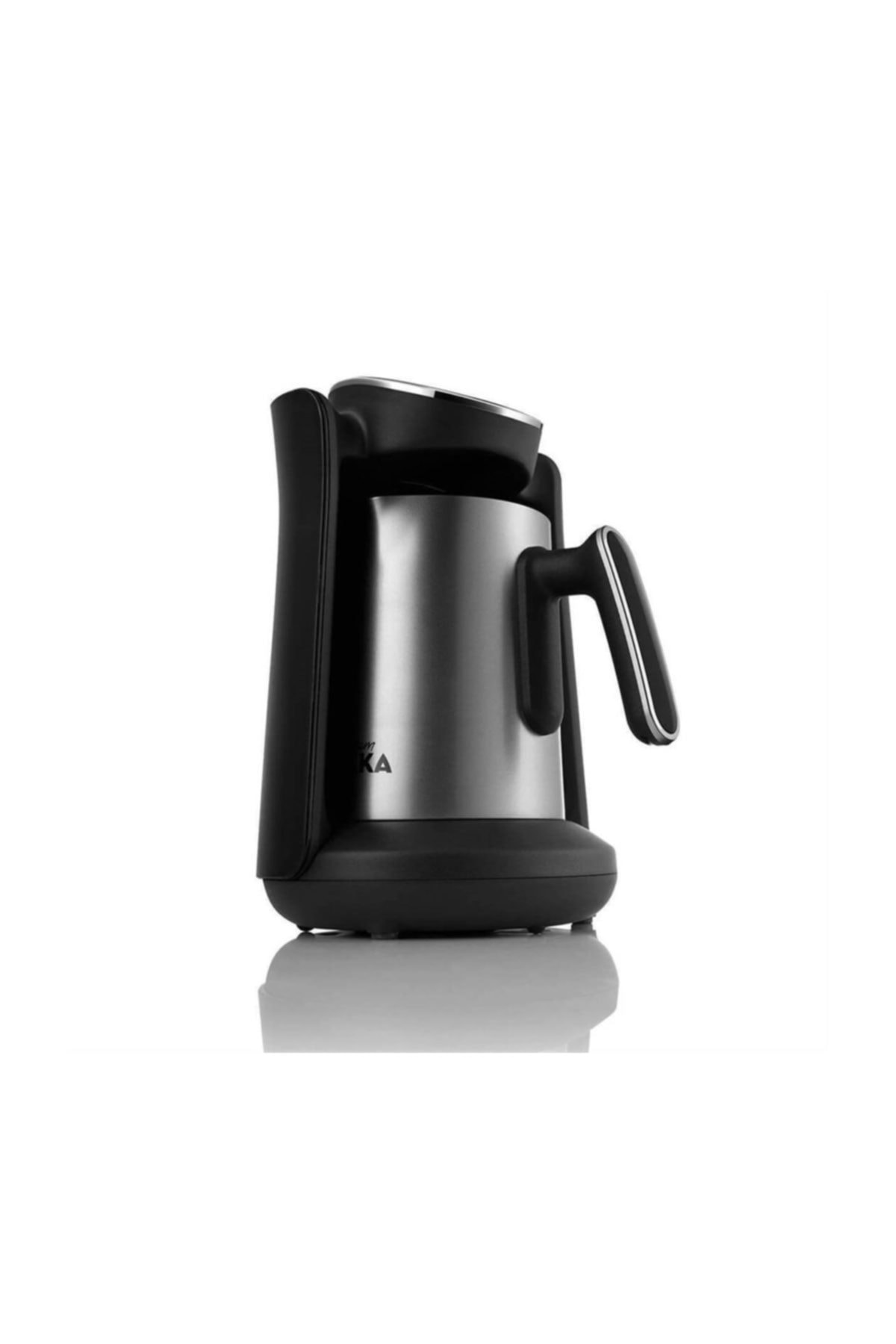Arzum OK0010-K OKKA Minio Pro Türk Kahvesi Makinesi - Krom 2