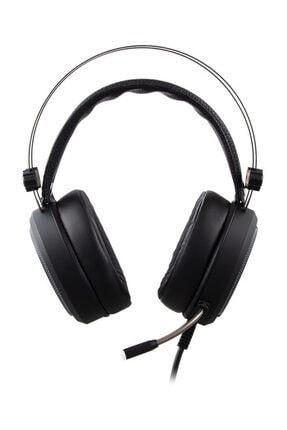 MF PRODUCT Rgb Kablolu Kulak Üstü Gaming Kulaklık 7.1  Siyah 0160
