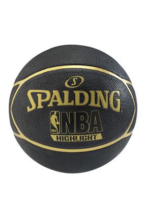 SPALDING 83-194Z Highlight Gold Basketbol Topu - 4747