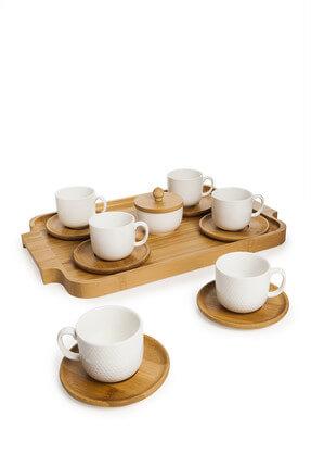 Bambum Marla - 15 Prç. Kahve Takımı