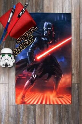 Taç Lisanslı 120X180 Cm Pes Halı Star Wars Movie 60155002