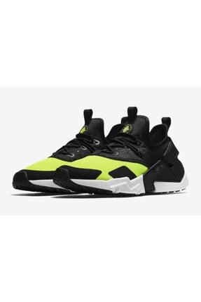 Nike Air Huarache Drift Black Volt