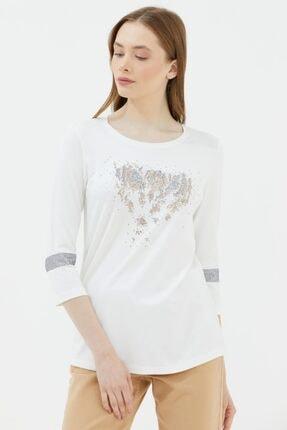 Sementa Truvakar Kol Taş Detaylı Bluz