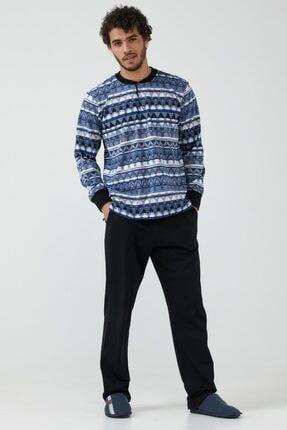 Sementa Pijama - Indigo - Siyah