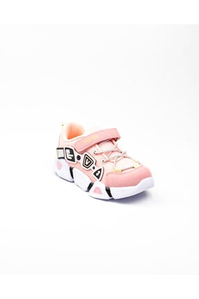 Vicco Kız Çocuk Pudra Spor Ayakkabı