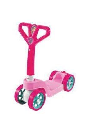 Furkan Toys Linda 4 Tekerlekli Scooter Katlanır Direksiyon