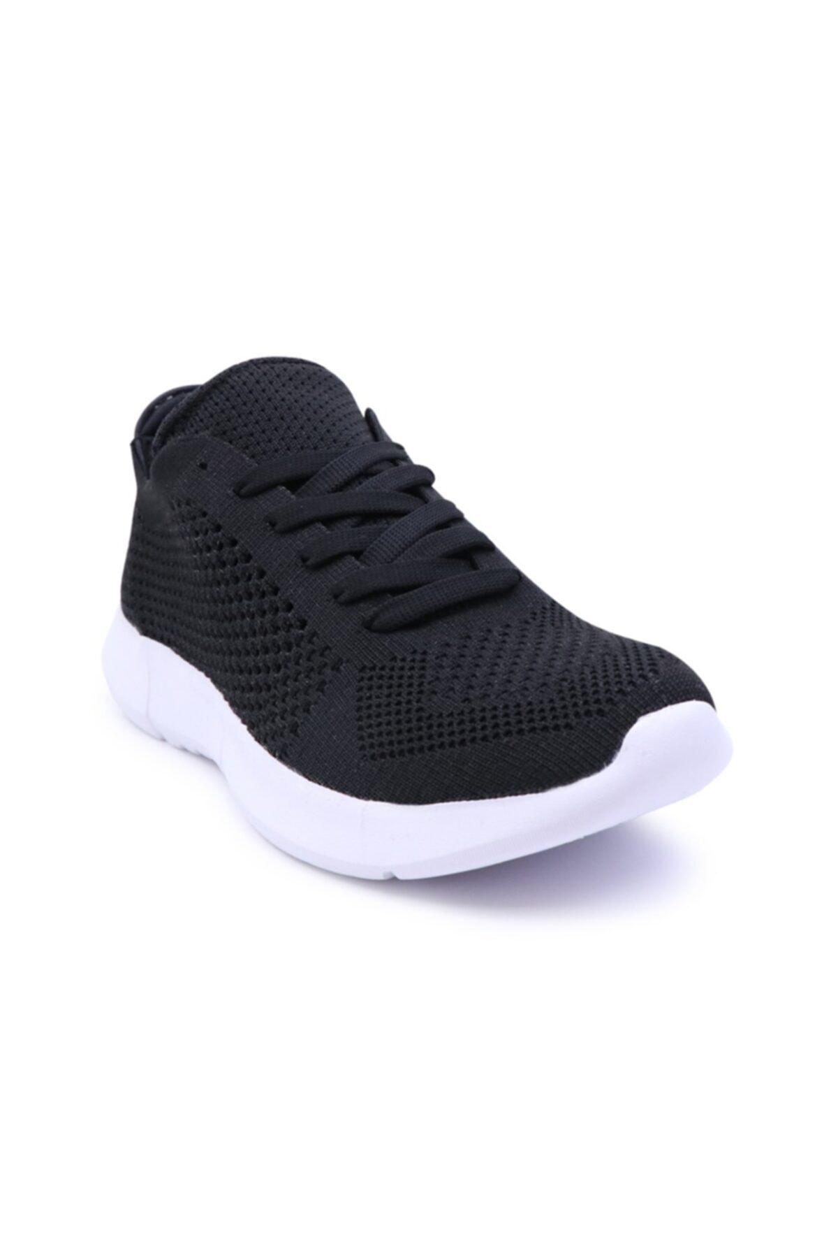 Kinetix WONLE Siyah Kadın Sneaker Ayakkabı 100309662 1