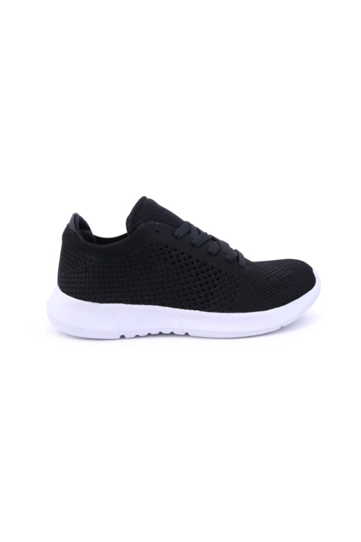 Kinetix WONLE Siyah Kadın Sneaker Ayakkabı 100309662 2