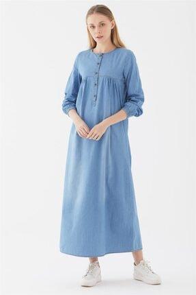 Nassah Elbise-açık Mavi Ua-1s20001-15