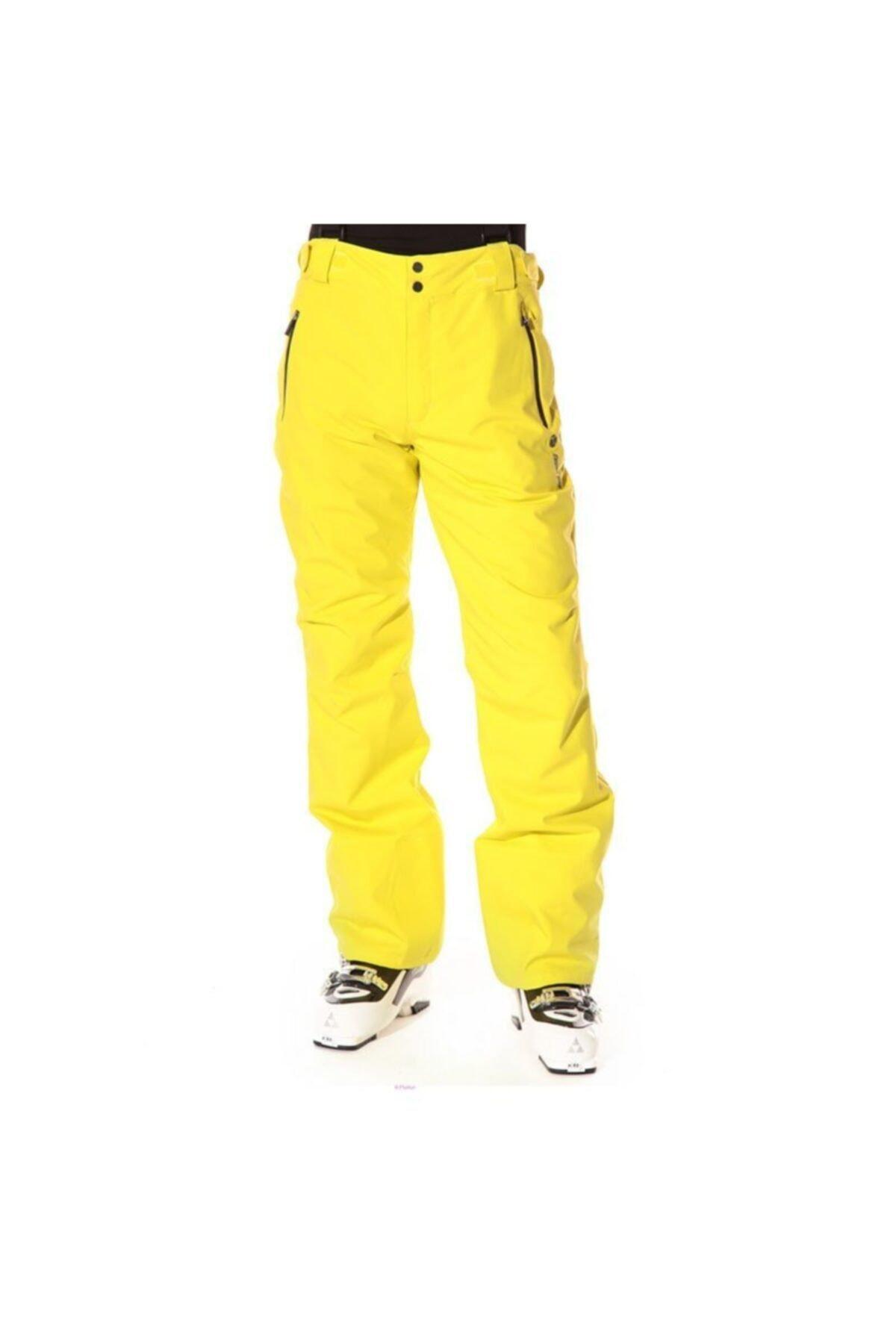 Sun Valley Erkek Kayak Pantolonu Sarı 1