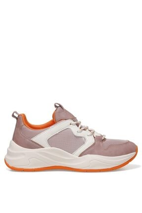 Nine West Warren 1fx Pembe Kadın Sneaker Ayakkabı