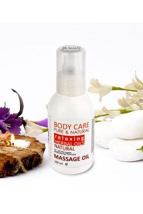 SALİ NATUREL Naturel Aromaterapi Etkili Doğal Vücut Bakım & Masaj Yağı 100 ml