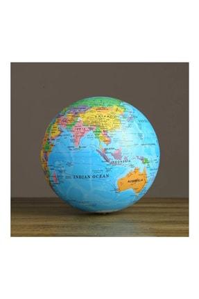 KARGA Manyetik Led Işıklı Sürekli Dönen Sihirli Dünya Harita (world Maps ) Küre