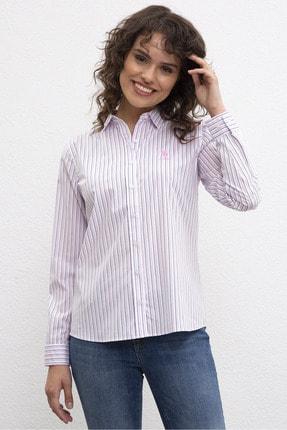U.S. Polo Assn. Kadın Gömlek G082SZ004.000.995884