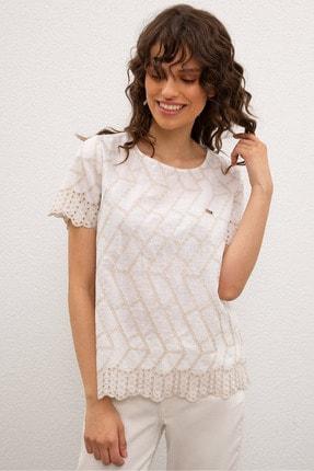 U.S. Polo Assn. Kadın Gömlek G082SZ004.000.978758