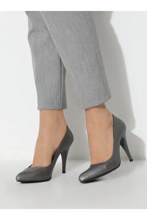 ayakkabıhavuzu Platin Topuklu Ayakkabı