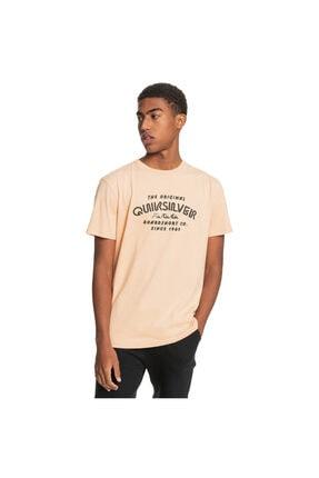 Quiksilver Erkek Wıder Mıle Ss T-Shirt